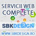 SBK Design - Servicii Web Complete