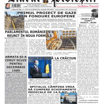 Nr. 1946 • 24 decembrie  – 6 ianuarie 2020