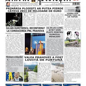 Nr. 1970 • 22 – 28 iulie 2021 — Classic editor