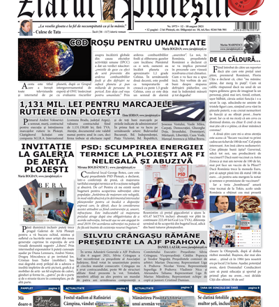 Nr. 1973 • 5 iulie – 11 iulie 2021